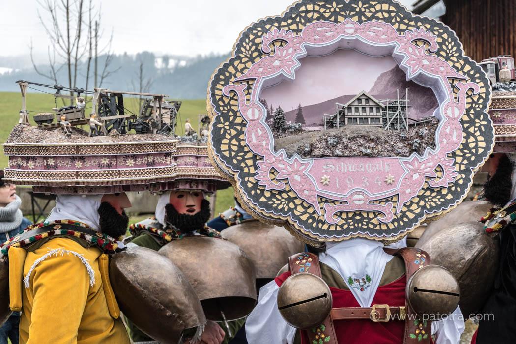Appenzellerland Urnaesch Tradition