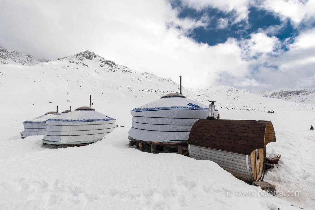Jurten Graubünden