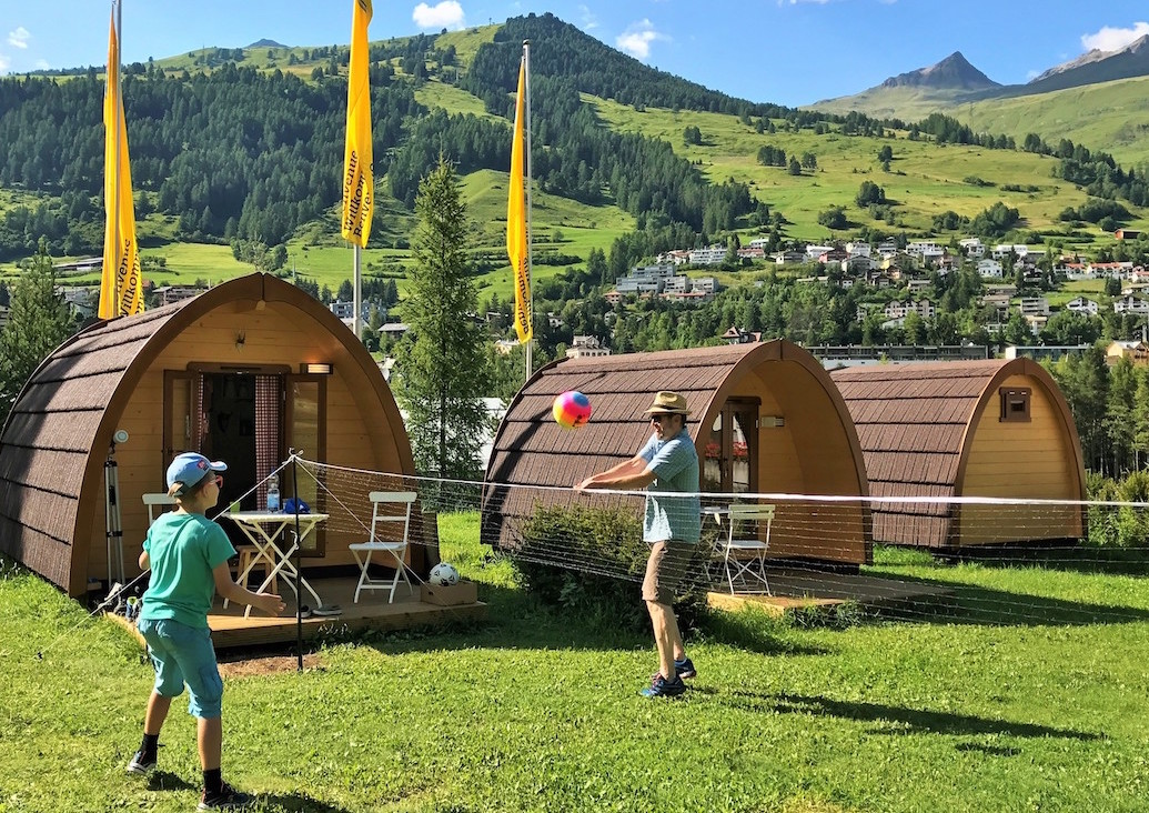 Glamping Scuol