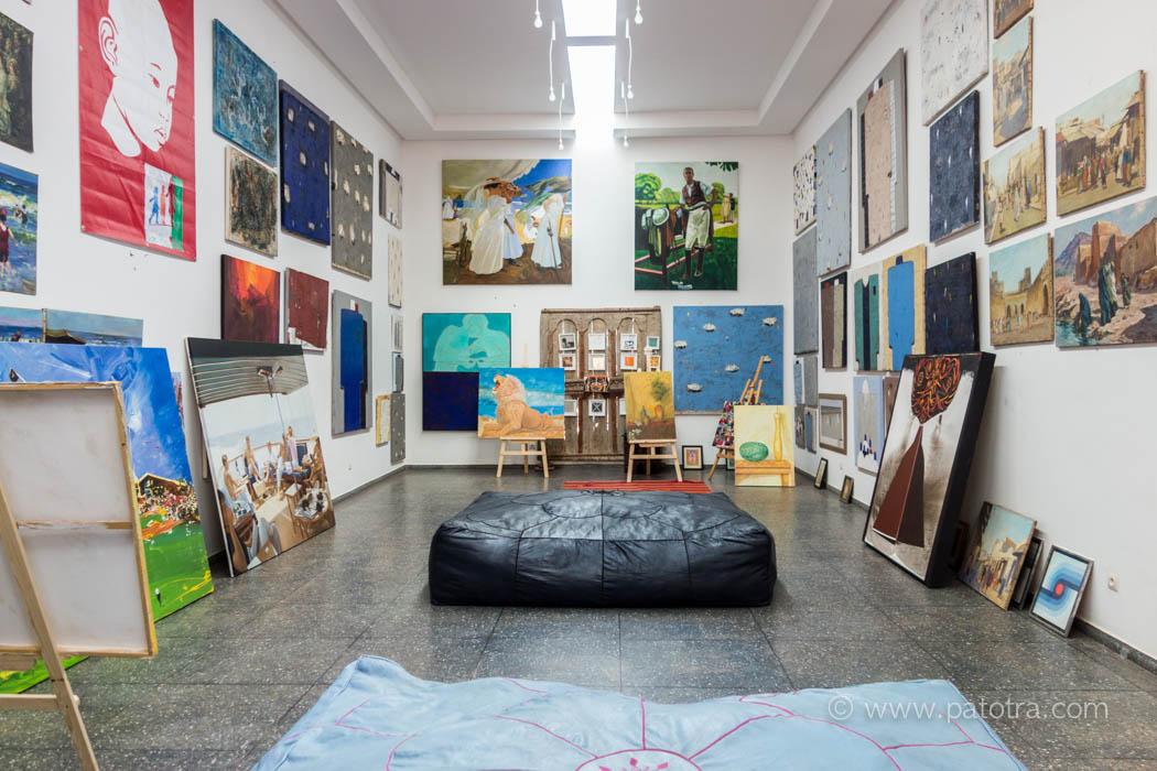Dar Bouidar Kunstgalerie