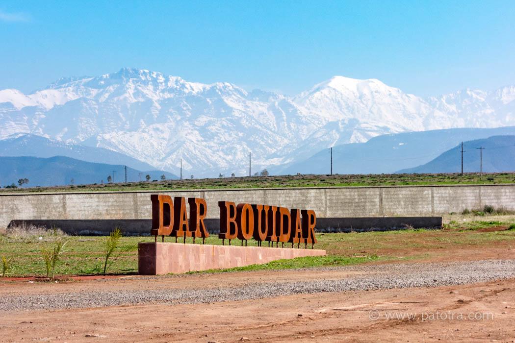 Das Bouidar Altasgebirge
