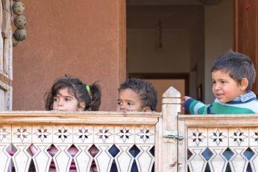 Kinder von Dar Bouidar