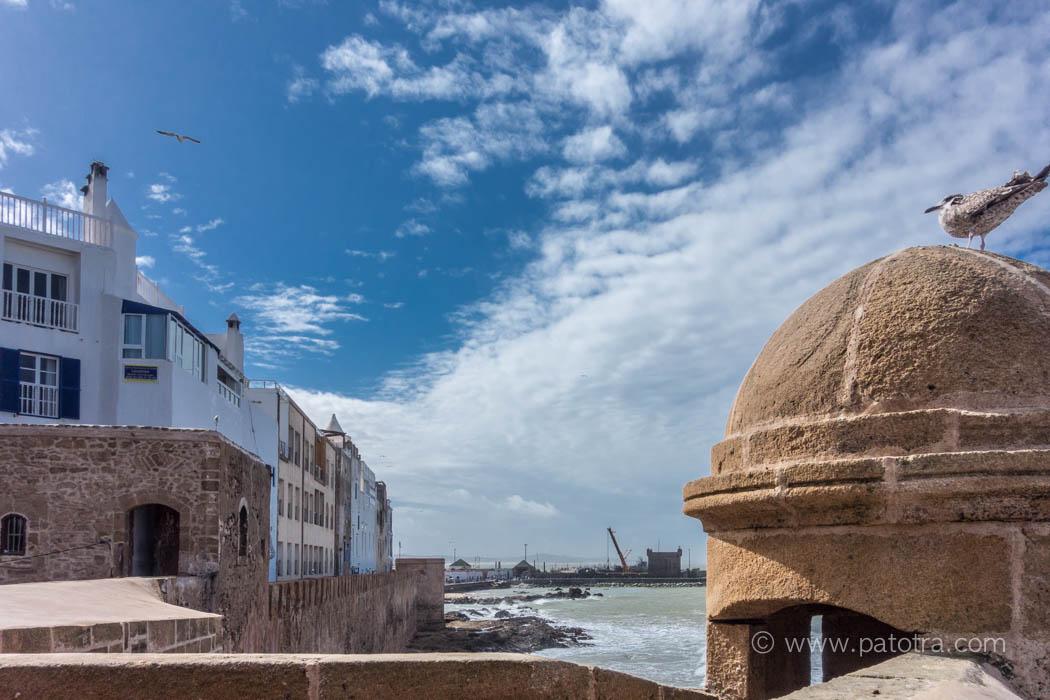 Essaouria Stadt