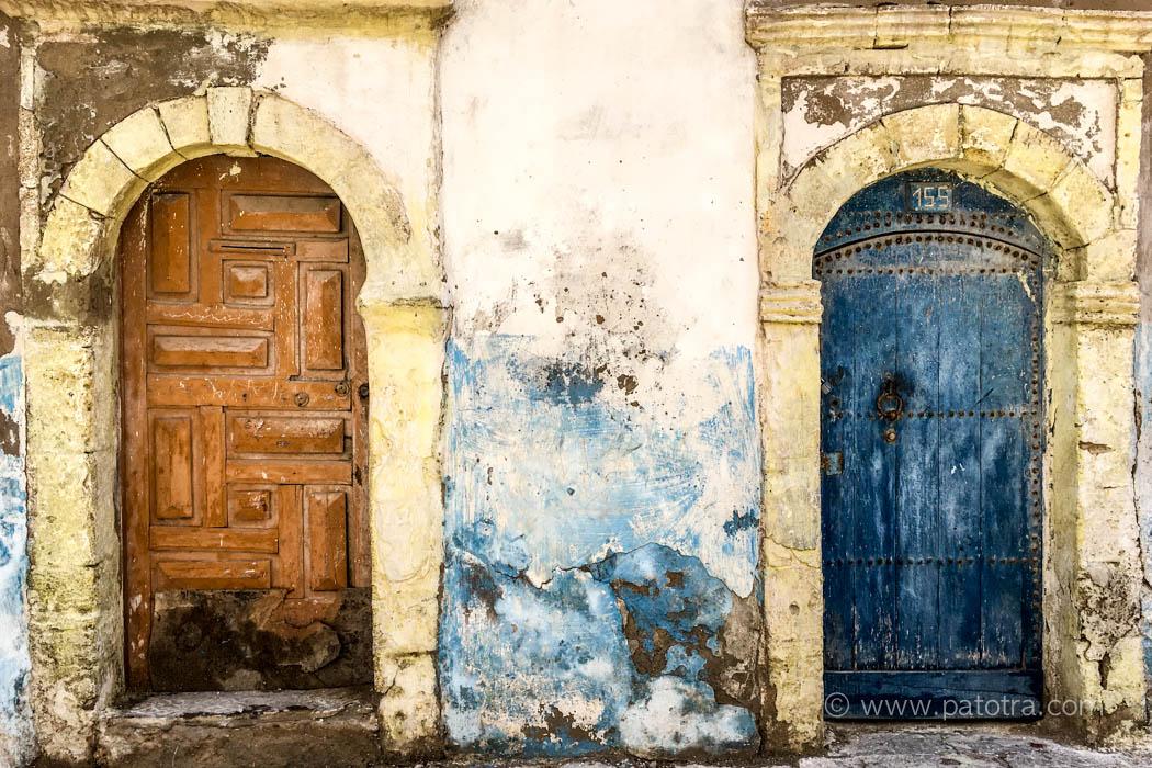 Essaouria Tueren