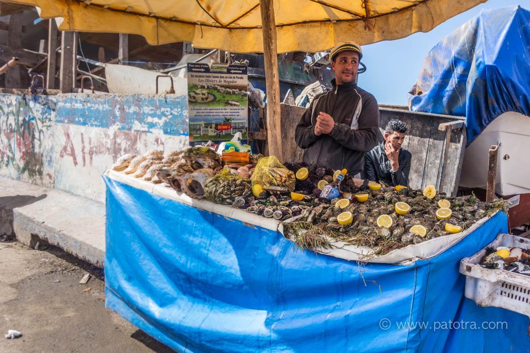 Essaouria Fischereihafen