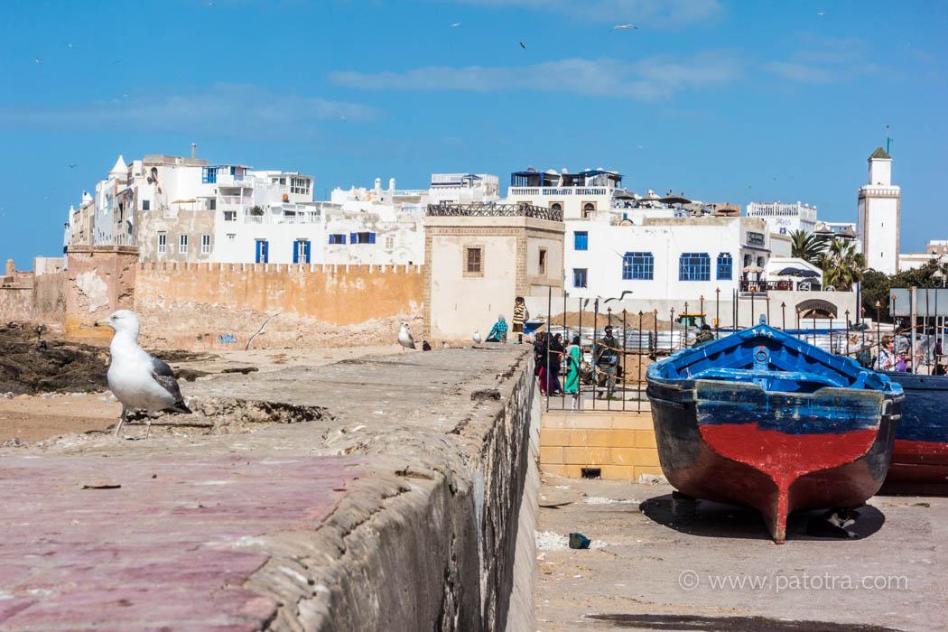 Hafen Essaouria