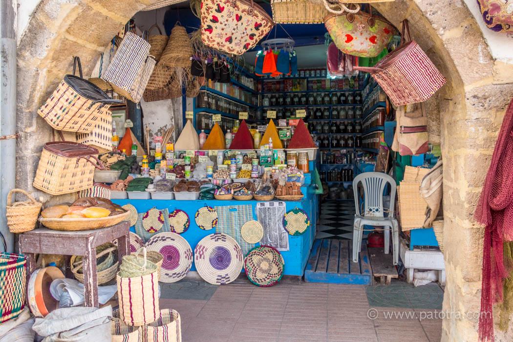 Essaouria Souk