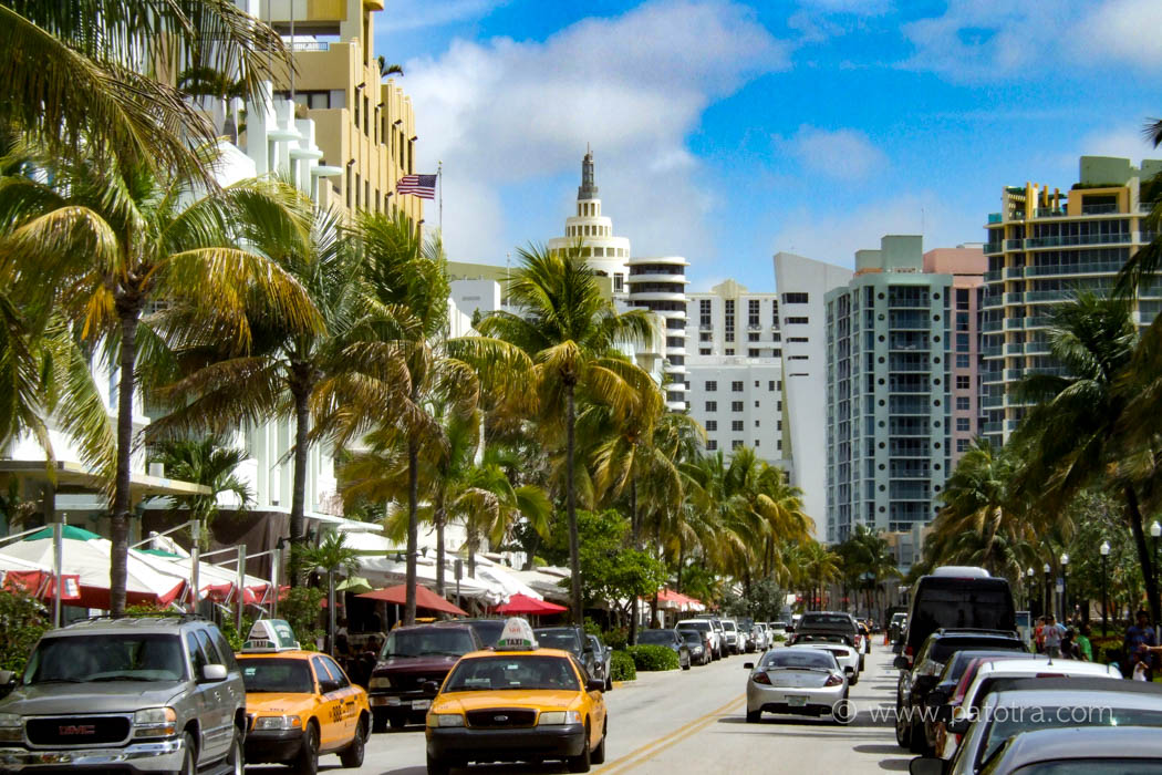 Reisevorbereitung Florida