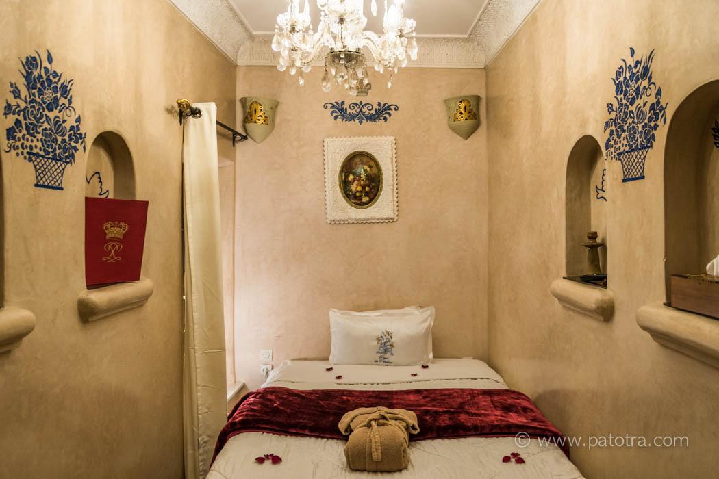 Zimmer Riad Palais des Princesses