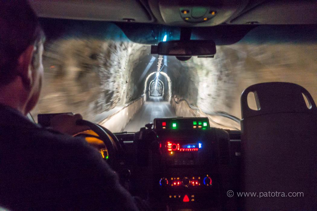 Tunnel zur Bielerhoehe