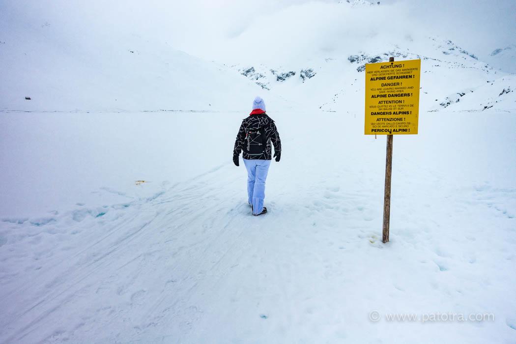 Winterwandern Montafon Silvretta