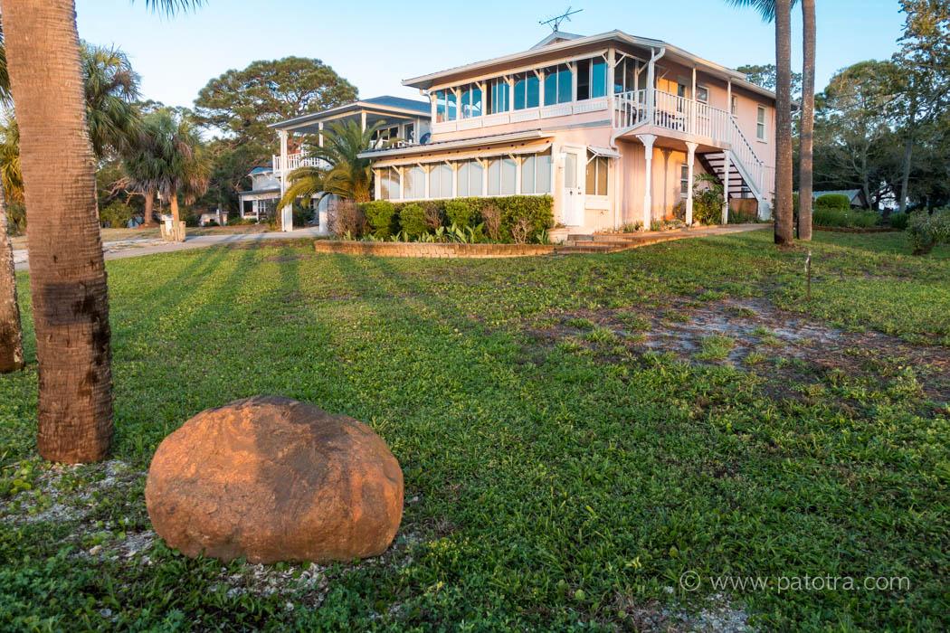 Ferienwohnung auf Cedar Key mit Blick aufs Meer