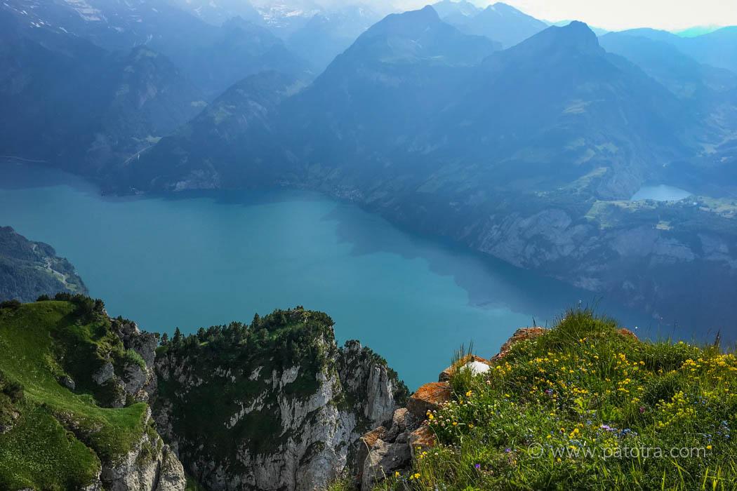 Spektakuläre Ausflugsziele Schweiz Fronalpstock