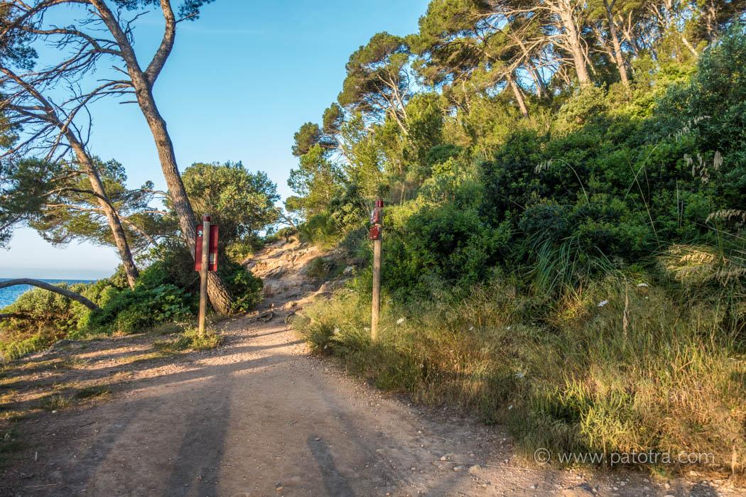 Wanderweg Menorca