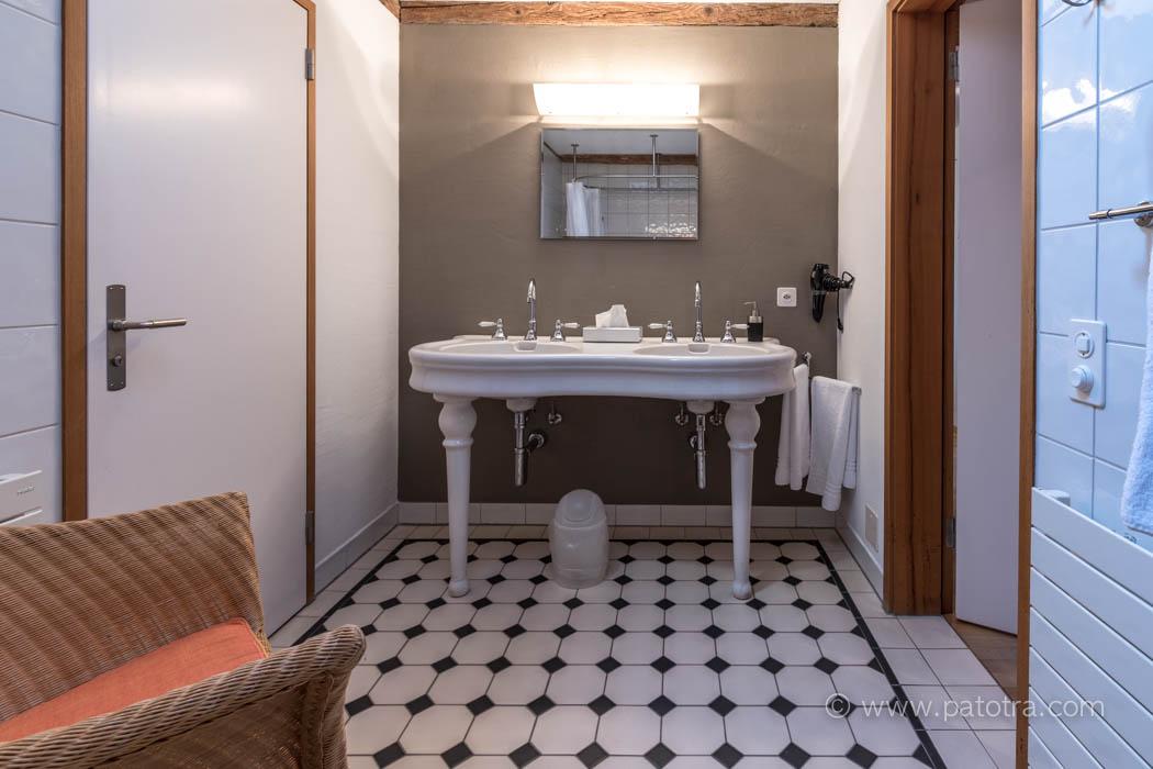 Badezimmer mit Charme