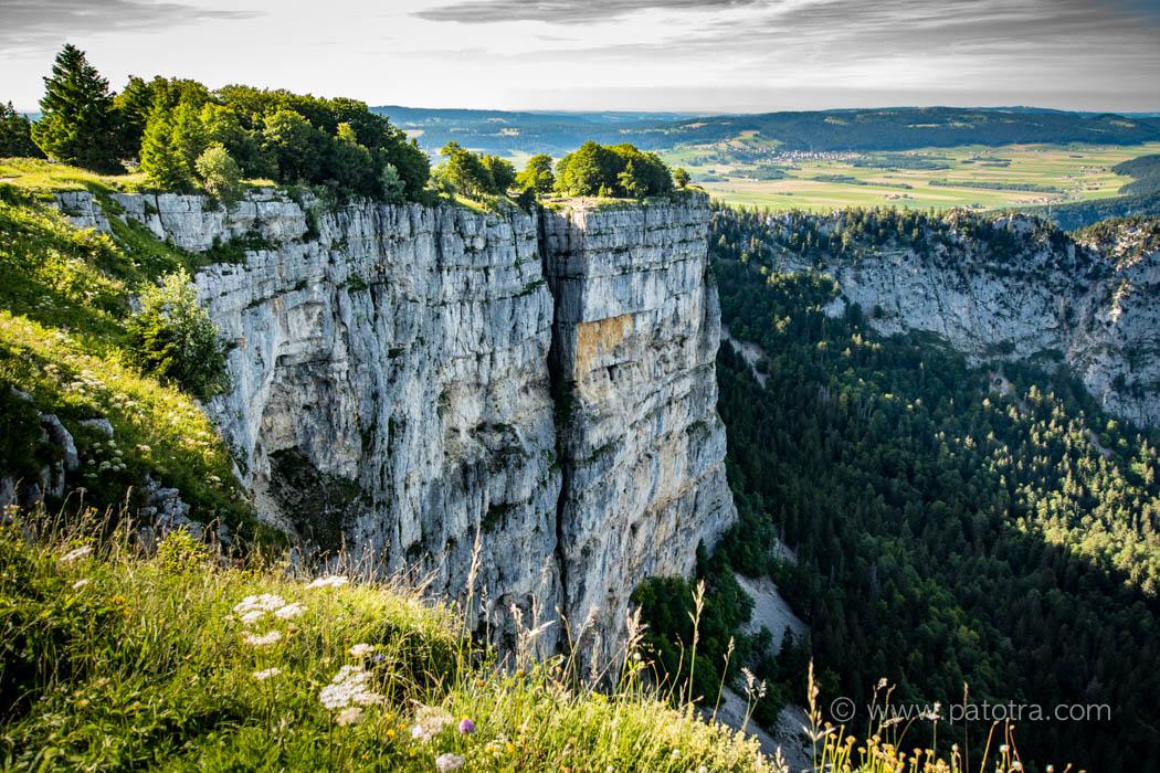 Creux du Van Spektakuläre Ausflugsziele Schweiz