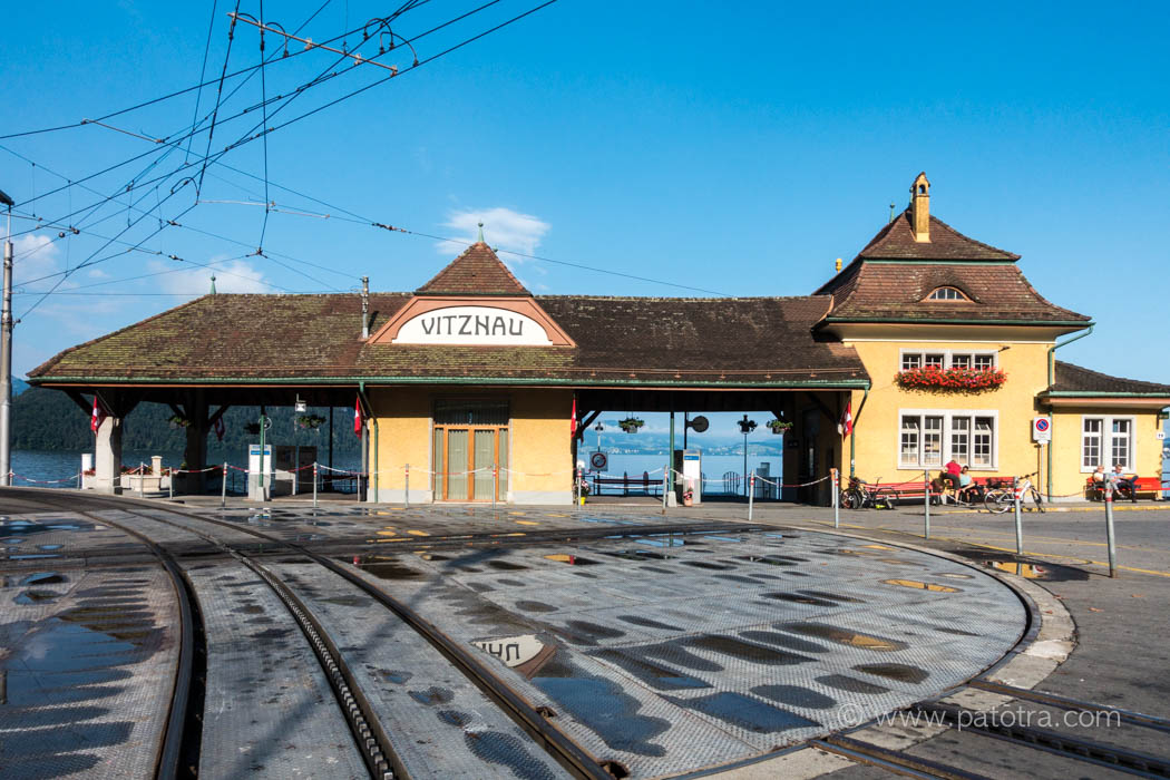 Vitznau Rigibahn