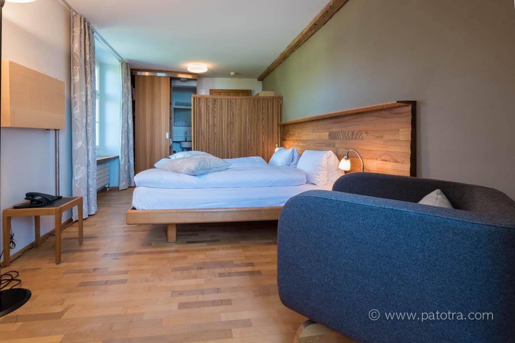 Eckzimmer Schlosshotel Wartegg