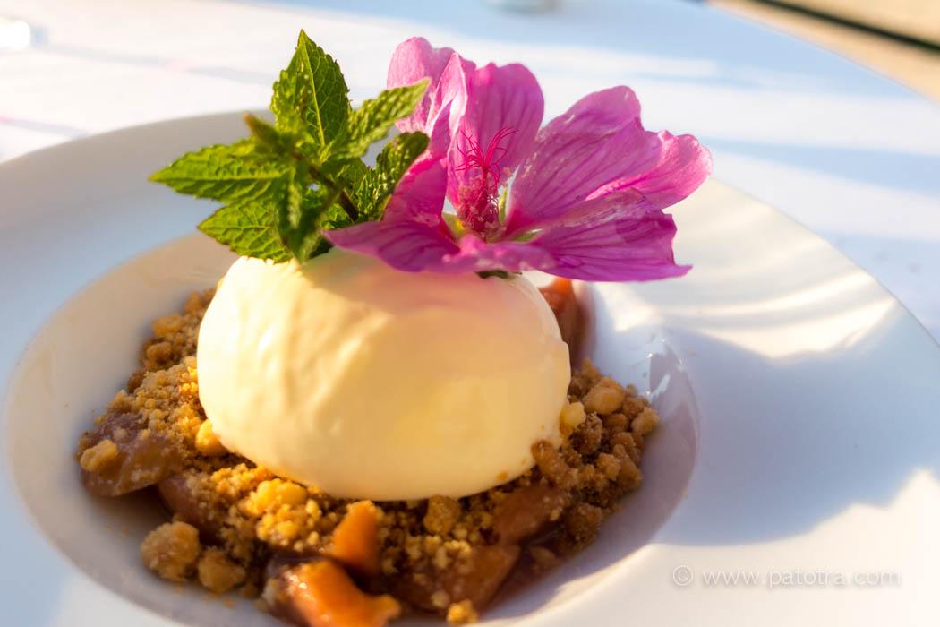 Dessert Schlosshotel Wartegg