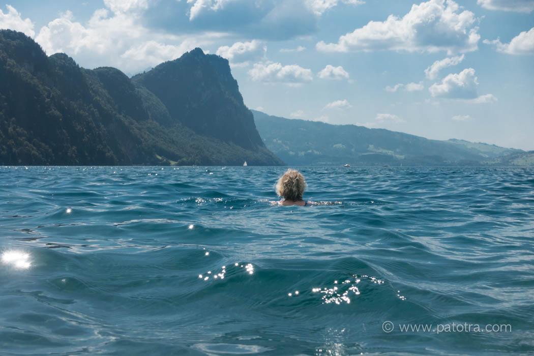 Schwimmen Vitznauerhof