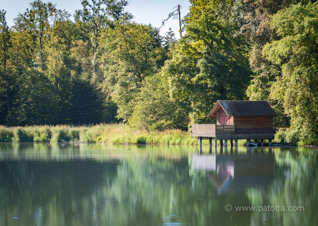 Naturschutzhaus Lengwiler Weiher