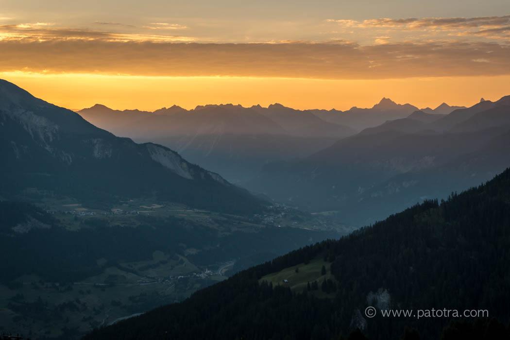 Obermutten Graubünden