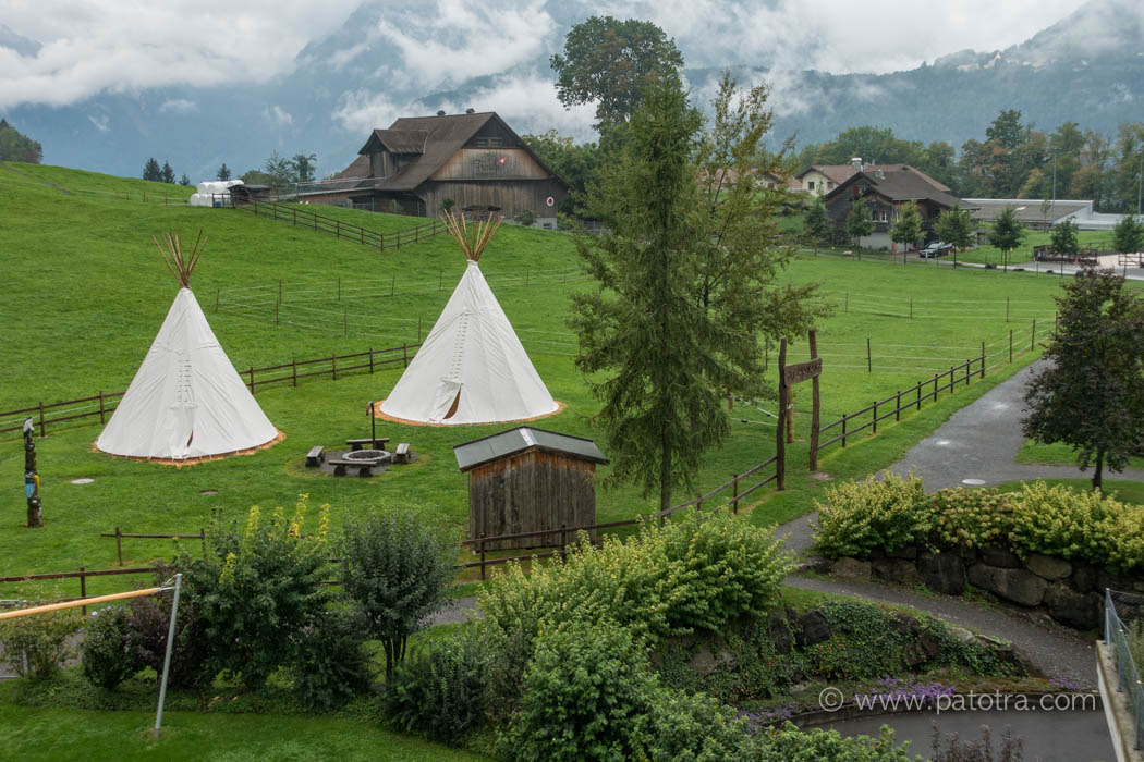Tipi Swiss Holiday Park