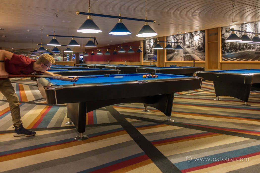 Billard Swiss Holiday Park