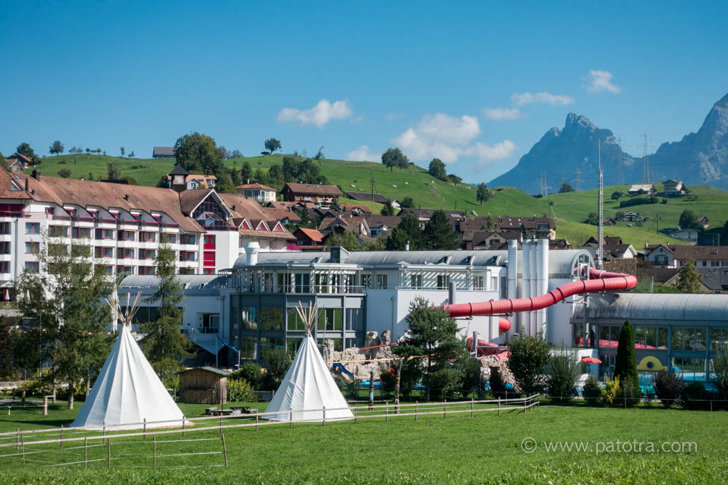 Swiss Holiday Park Familien Resort
