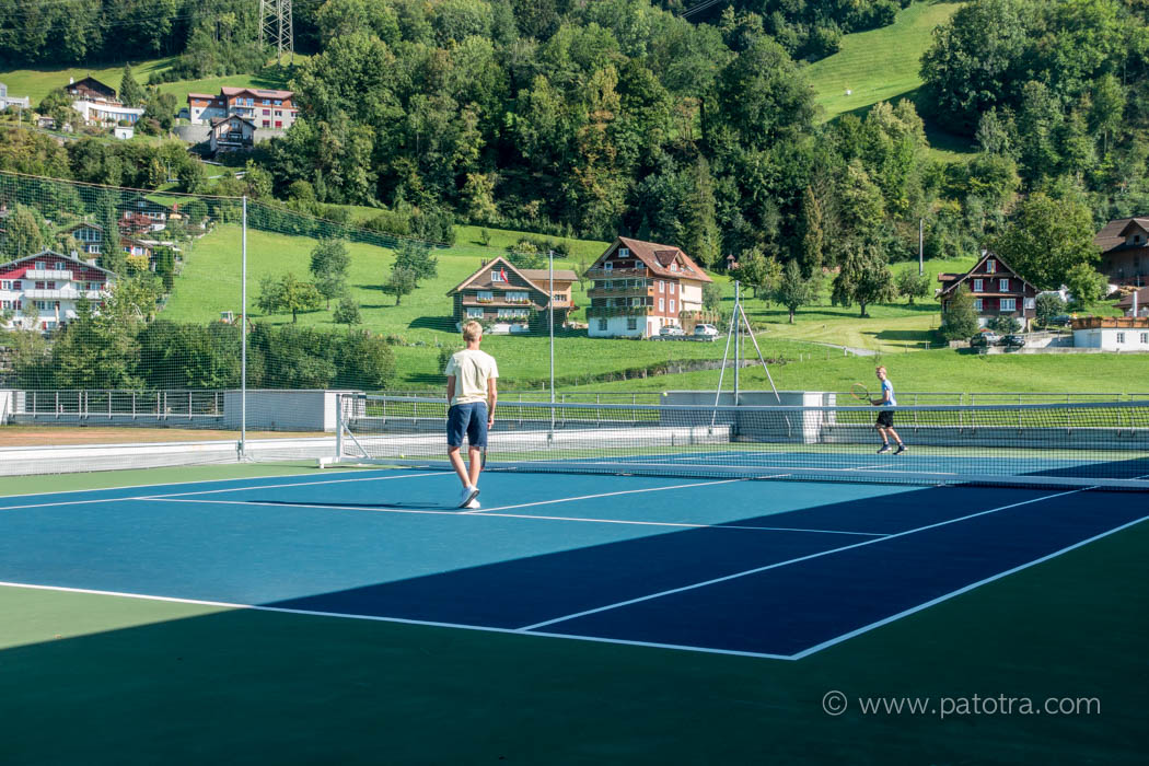 Tennis Swiss Holiday Park
