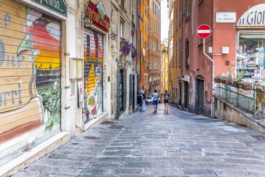 Altstadt Genua