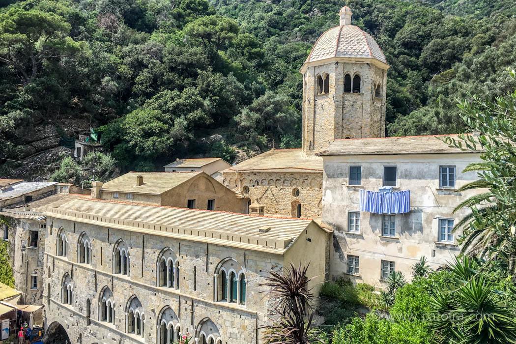 Kloster San Fruttuoso