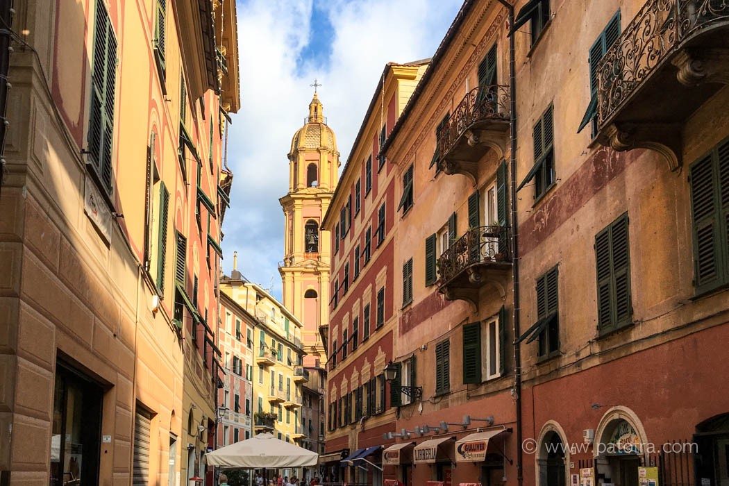 Rapallo Ligurien