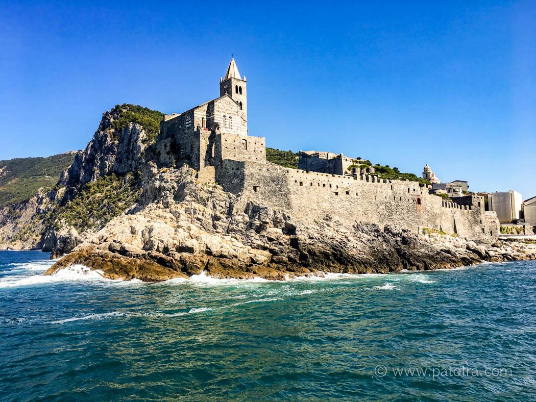Burg Portovenere