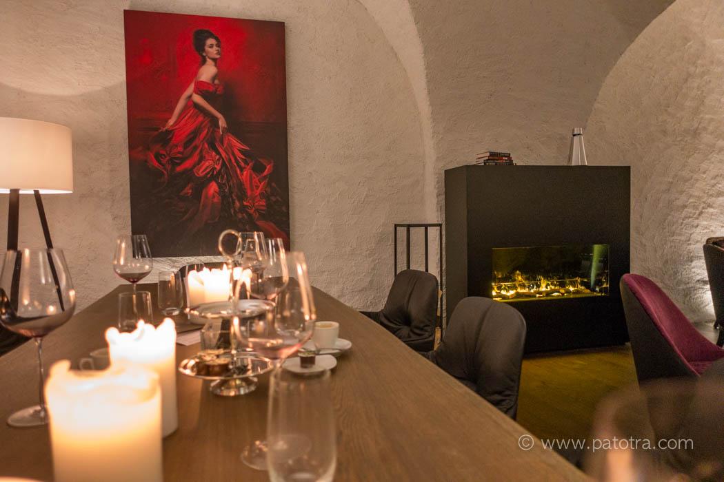 The Lounge in der Buendner Herrschaft