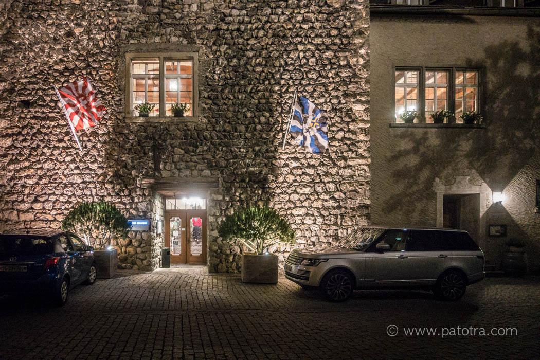 Restaurant Schloss Brandis Maienfeld