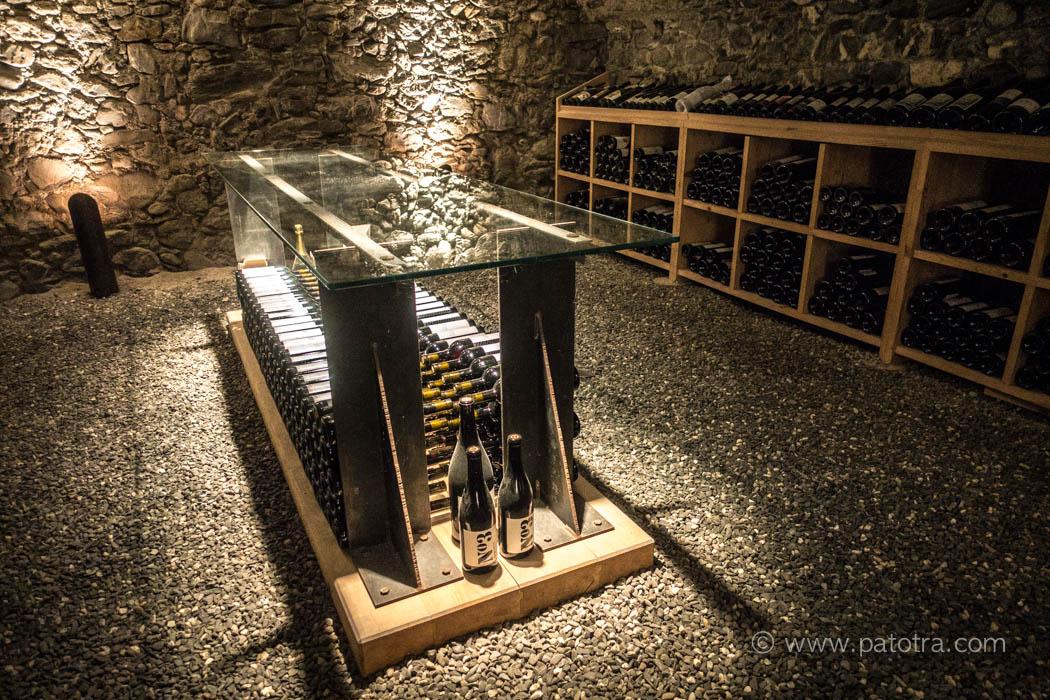 Cantunada Wein und Sein Maienfeld