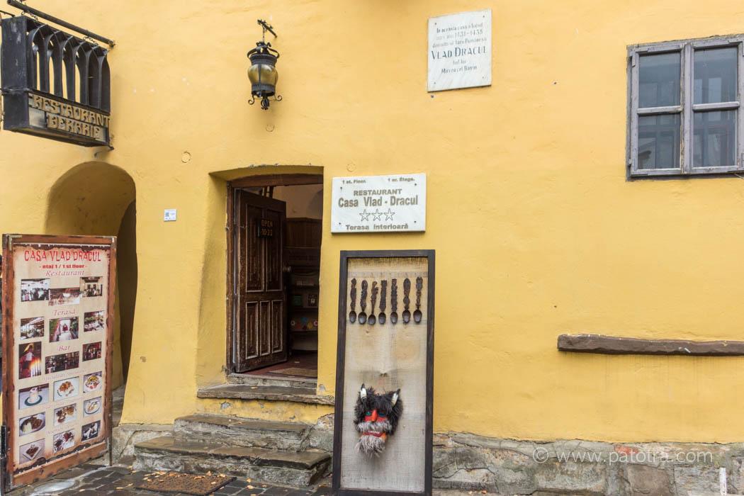 Geburtshaus Dracula