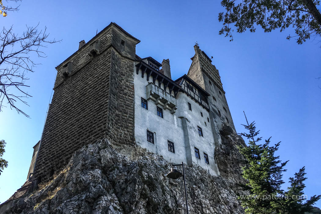 Bran Schloss Rumaenien