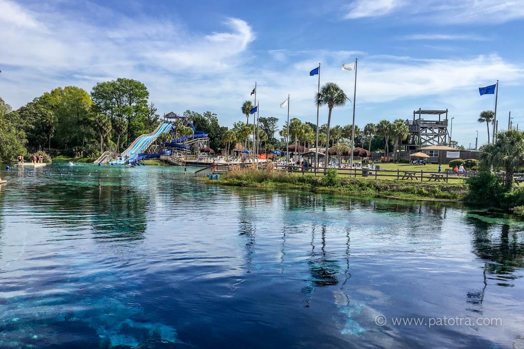 Florida Freizeitpark Weeki Wachee