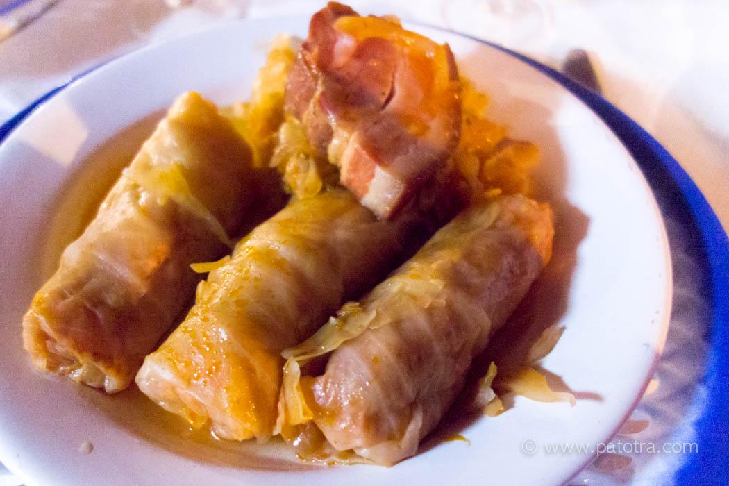 Speisen Rumaenien