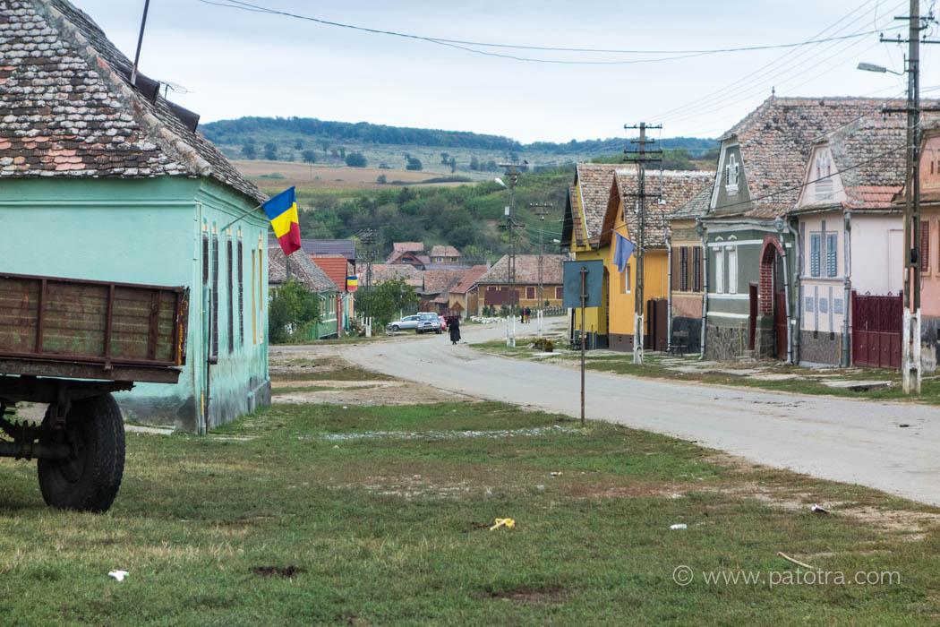 Rumaenien Dorf