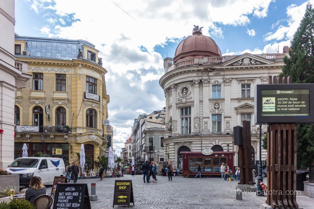 Altstadt Bukarest