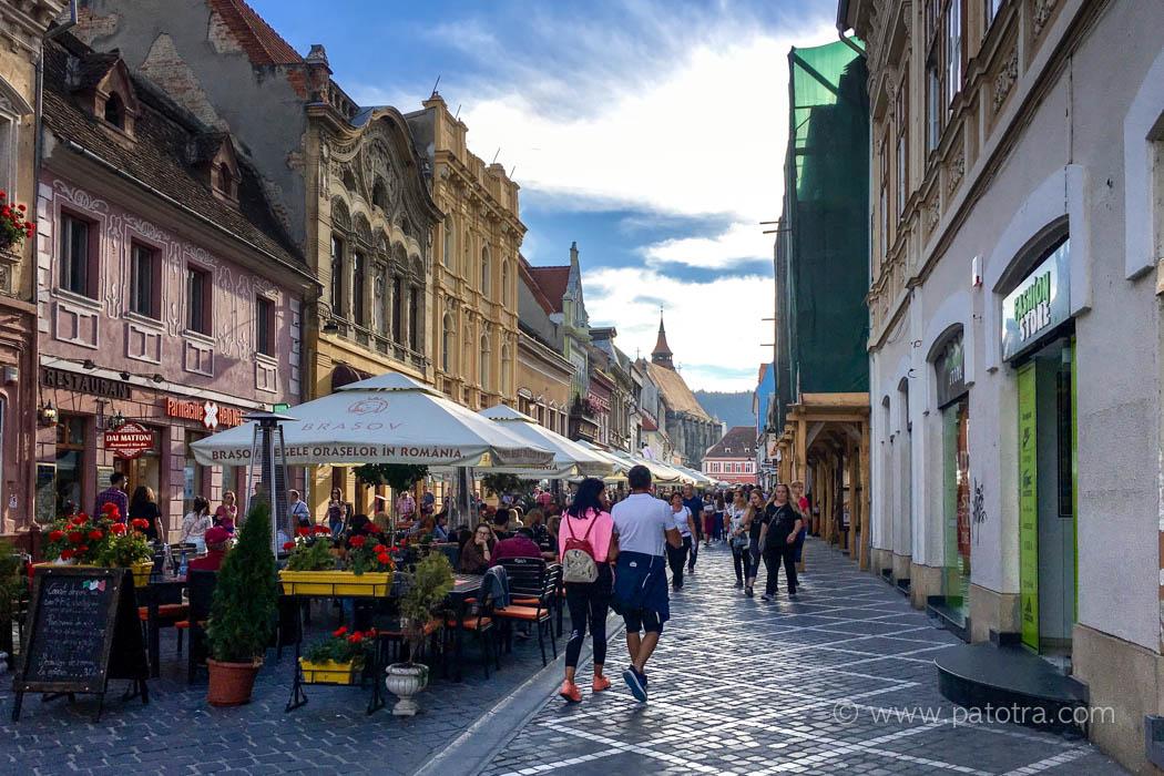Kronstadt Rumaenien