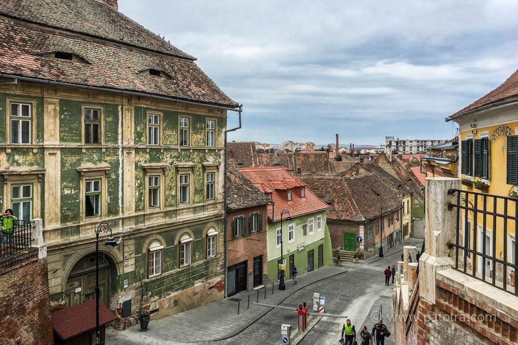 Sibiu Rumaenien