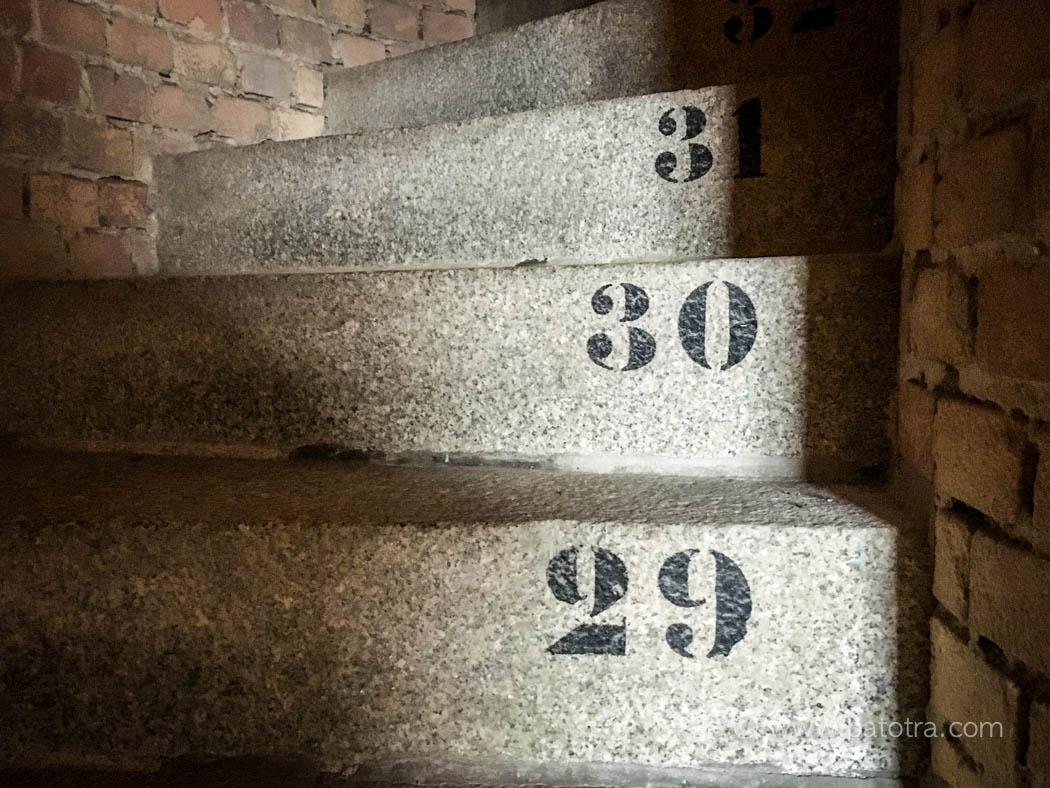 Treppen Leuchtturm