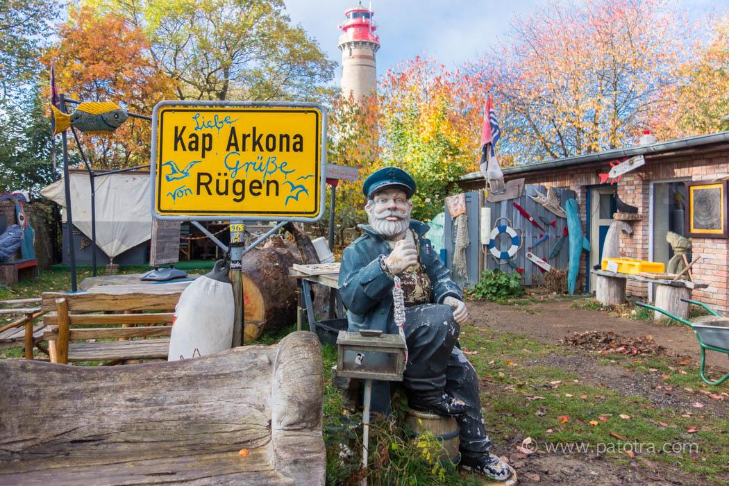Kap Arkona, Ruegen