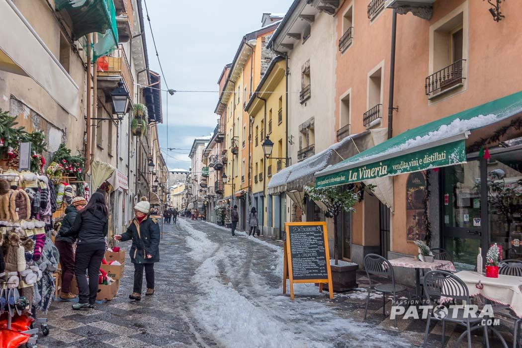Aosta Stadt