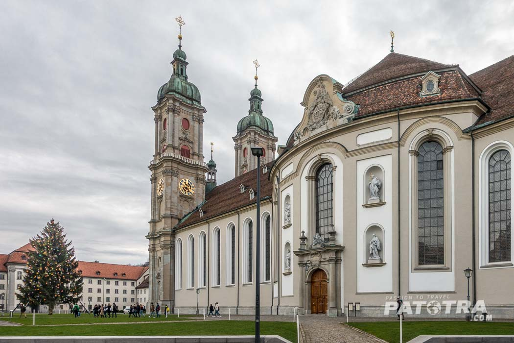 Abbey of St.Gall