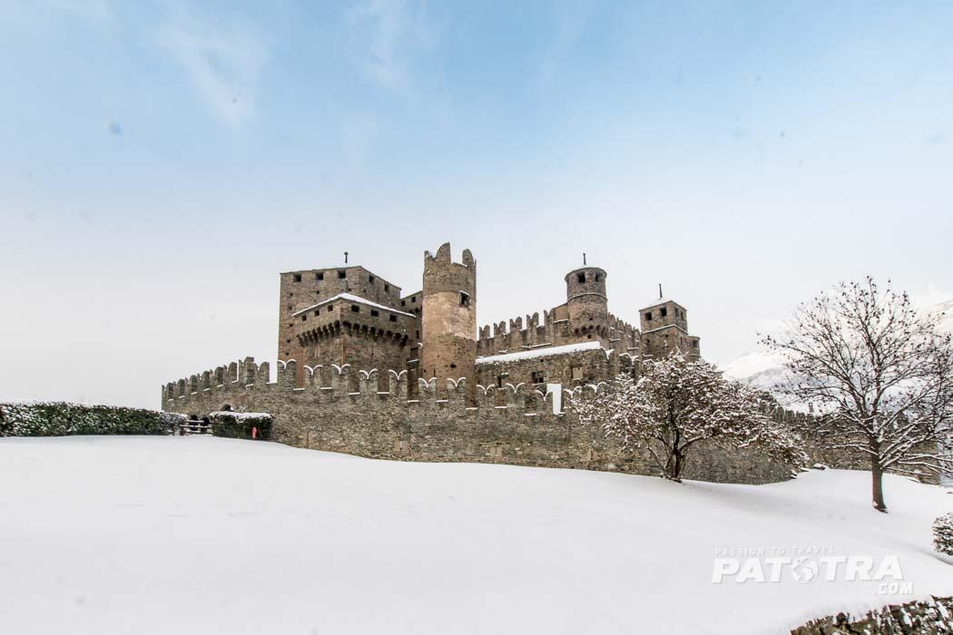 Schloss Fenis